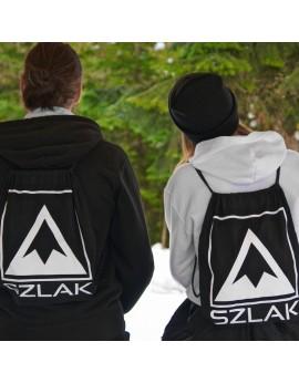 Bawełniany worek na plecy SZLAK idealny podczas górskich wycieczek